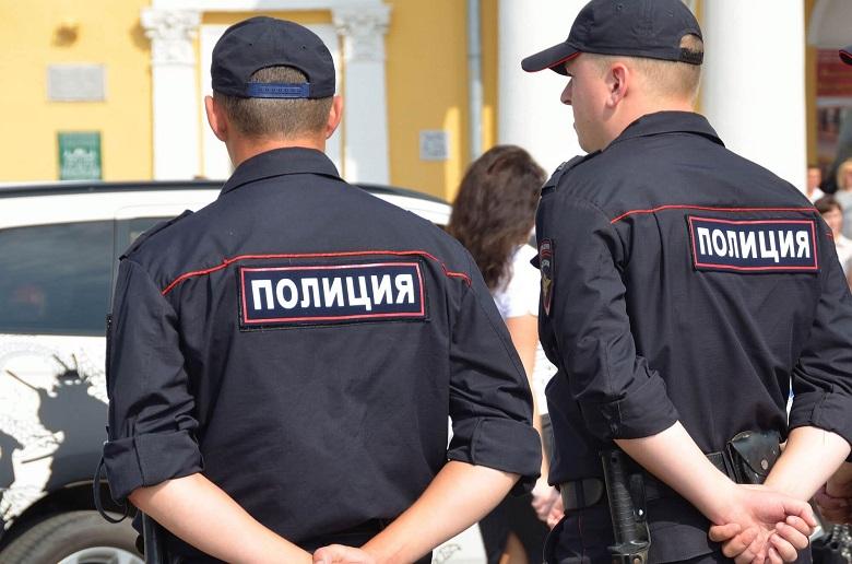 На фото – сотрудники Отдела МВД России по Таганскому району